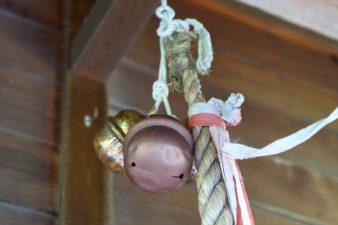 豊滝神社 鈴