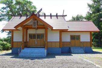 山口神社 本殿