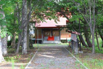 山本稲荷神社 参道