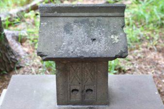 山本稲荷神社 開拓期の小祠