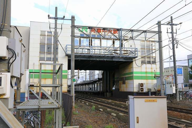 JR発寒中央駅