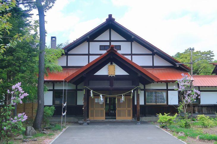 多賀神社 社殿