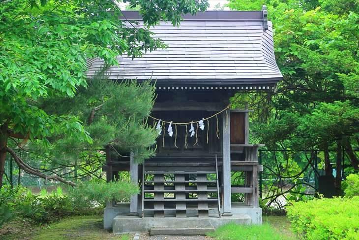 厚別神社 摂社