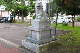 発寒神社 狛犬様