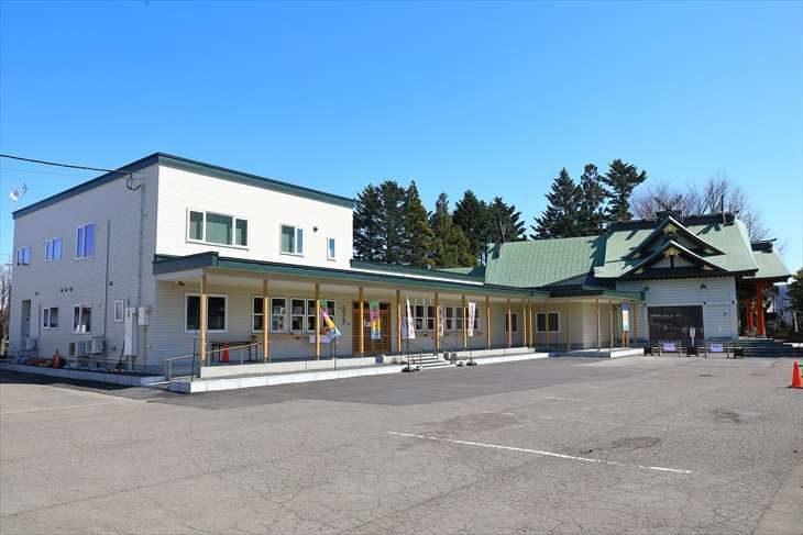 発寒神社 社務所