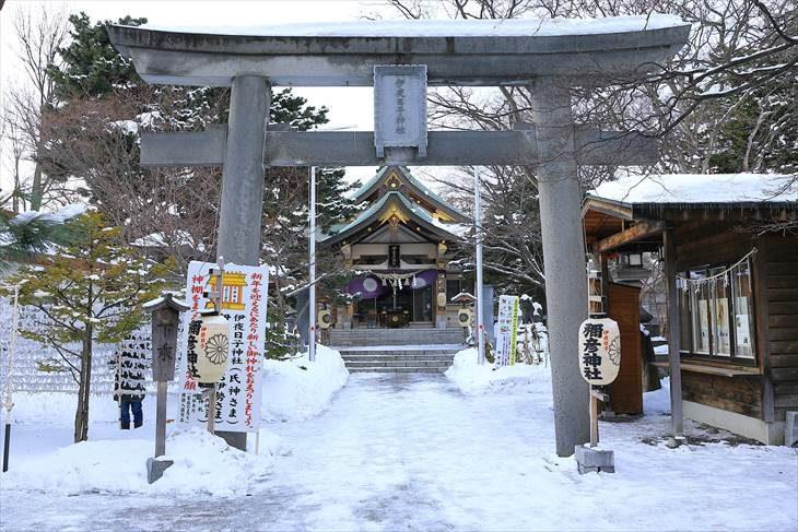 弥彦神社 第二鳥居