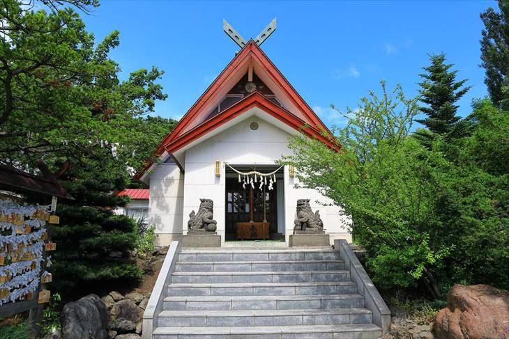 上手稲神社 社殿