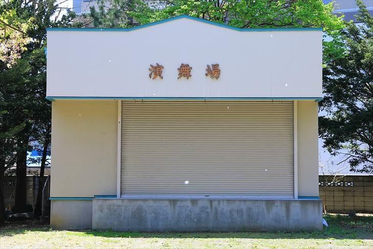 琴似神社 演武場