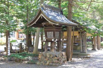 琴似神社 灯籠