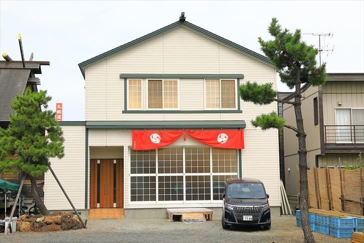 札幌村神社 社務所兼自宅