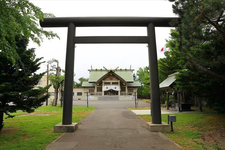 篠路神社 第二鳥居