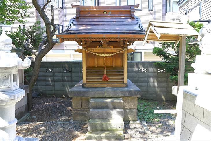 札幌水天宮 摂社