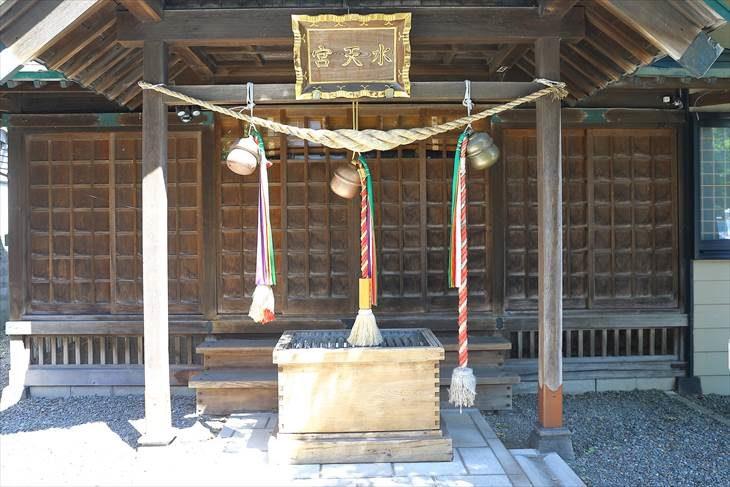 札幌水天宮 社殿