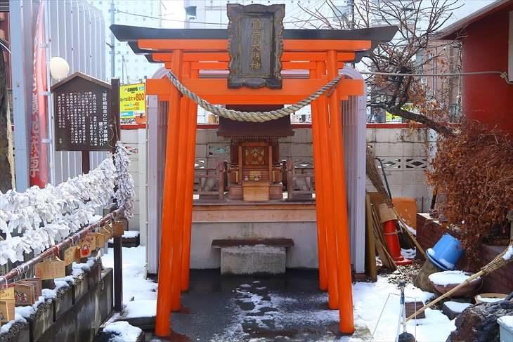 すすきの稲荷大明神(豊川稲荷札幌別院)稲荷大明神