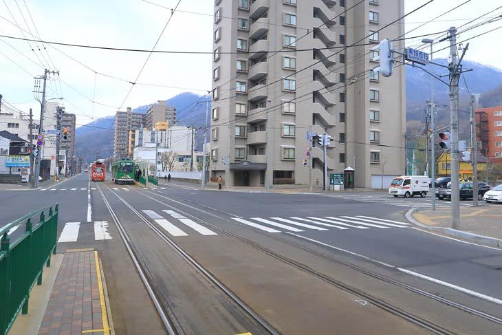 市電 ロープウェイ入口駅