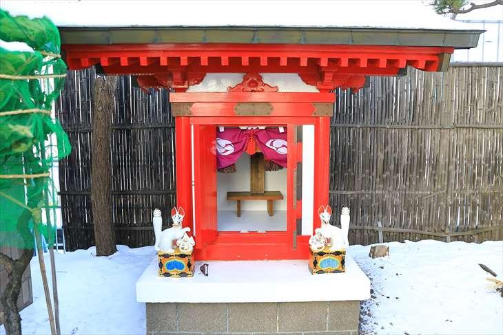 札幌 三囲神社