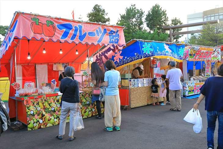 発寒神社のお祭り