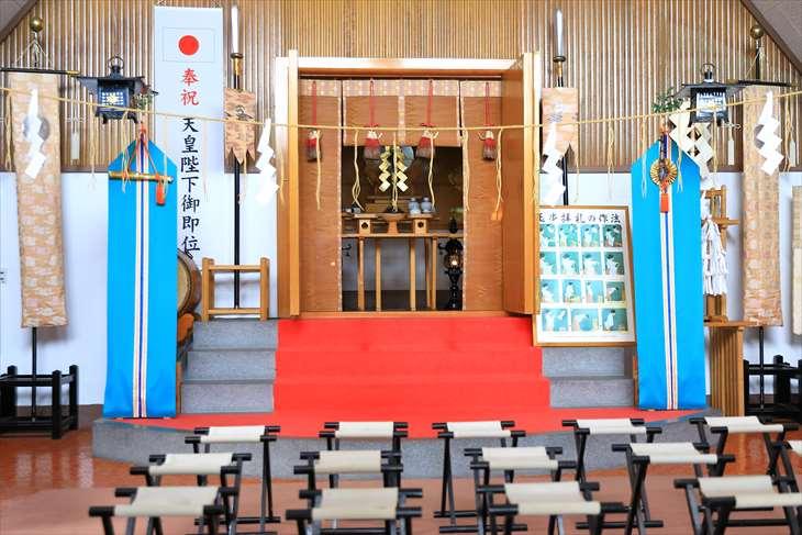 上手稲神社のお祭り