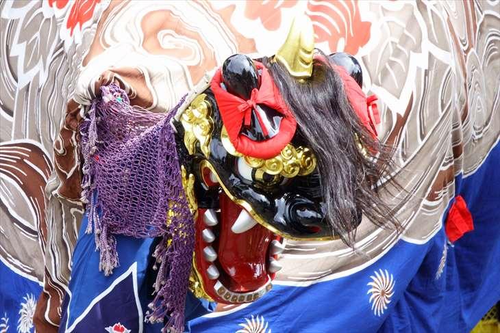 丘珠神社と丘珠獅子舞について
