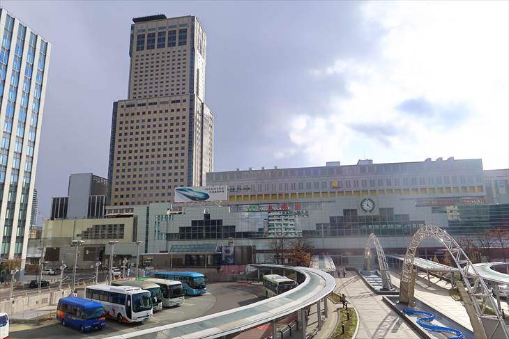 札幌駅北口