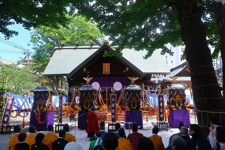 札幌まつり・北海道神宮例祭
