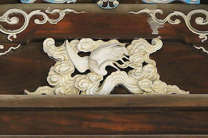 菊水神社 側面