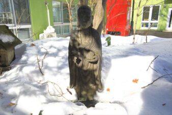 女夫龍神の仏像