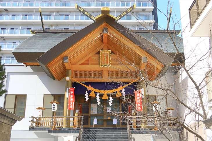 札幌祖霊神社 春季例祭